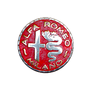 Rich results on Google's SERP when searching for 'classic alfa romeo parts'